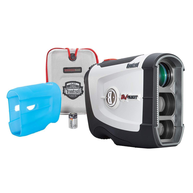 tour v4 standard golf laser rangefinder patriot