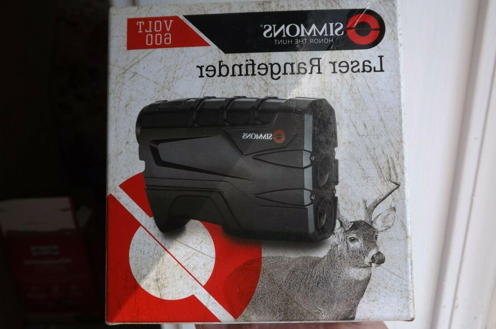 volt 600 laser rangefinder new in box