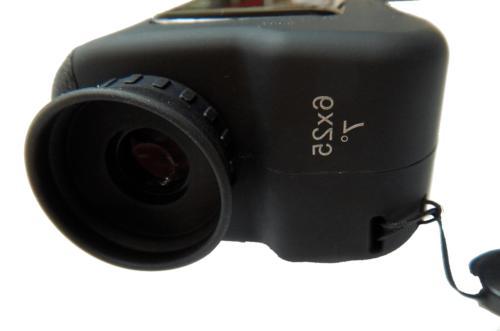 SA Outdoor Volture Black, 6x25mm - 400yd :