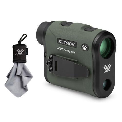 vortex ranger 1500 laser rangefinder with spudz
