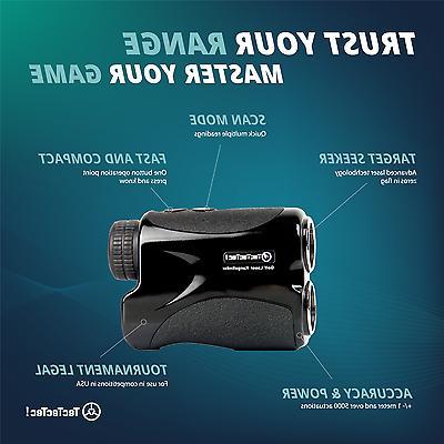 TecTecTec VPRO500 Rangefinder - with