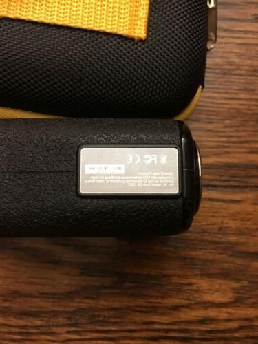 TecTecTec Rangefinder Laser Range Finder NEW