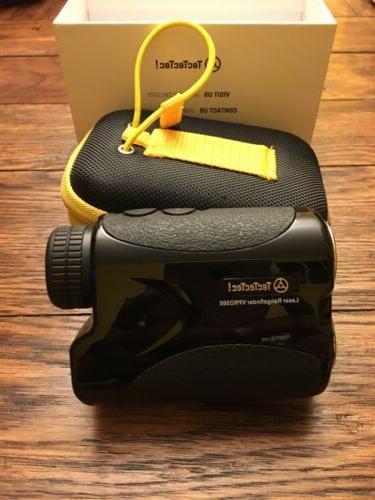 TecTecTec VPRO500 Golf Rangefinder - Finder