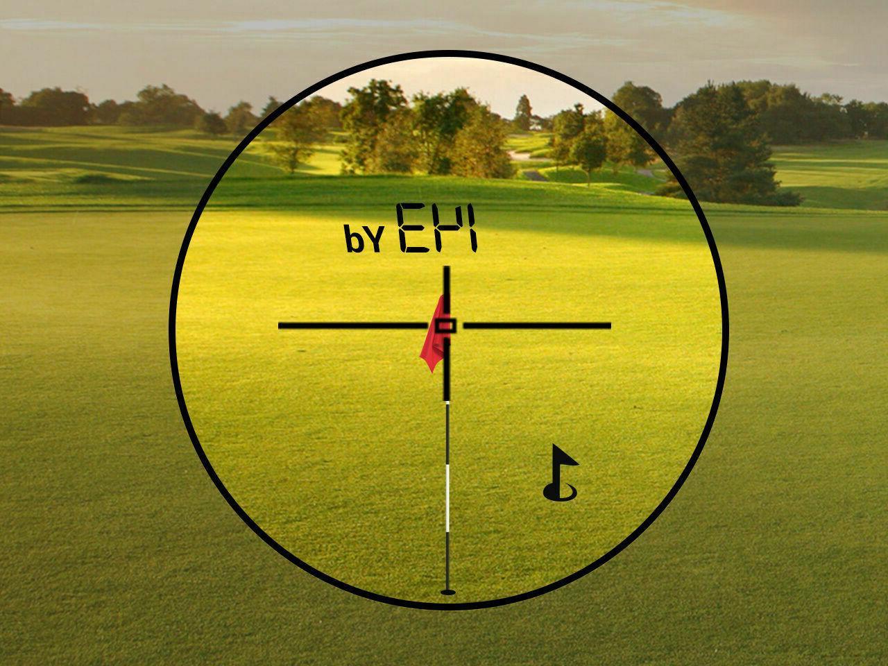 TecTecTec Golf Rangefinder