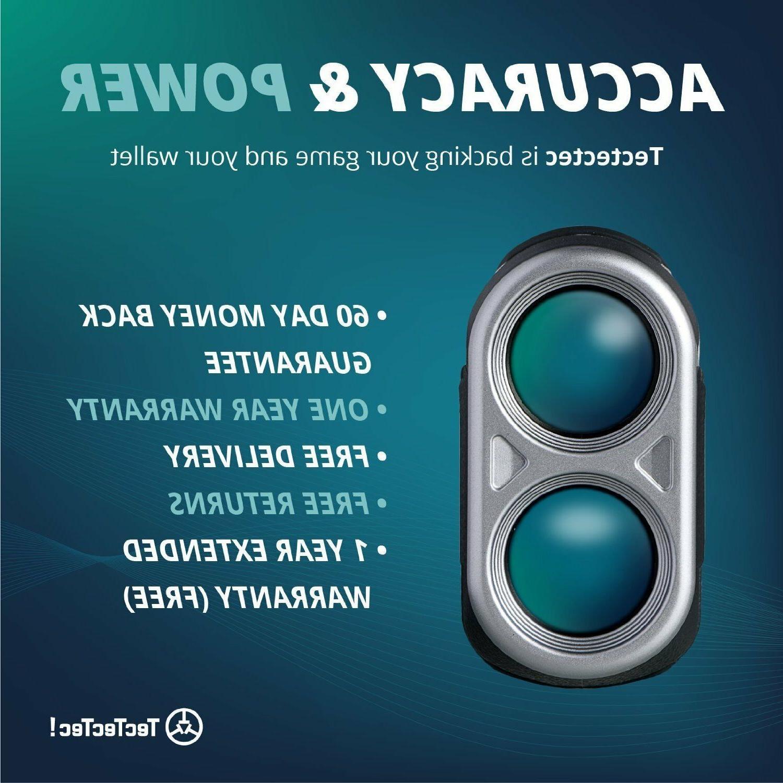 Laser Rangefinder Waterproof Design New