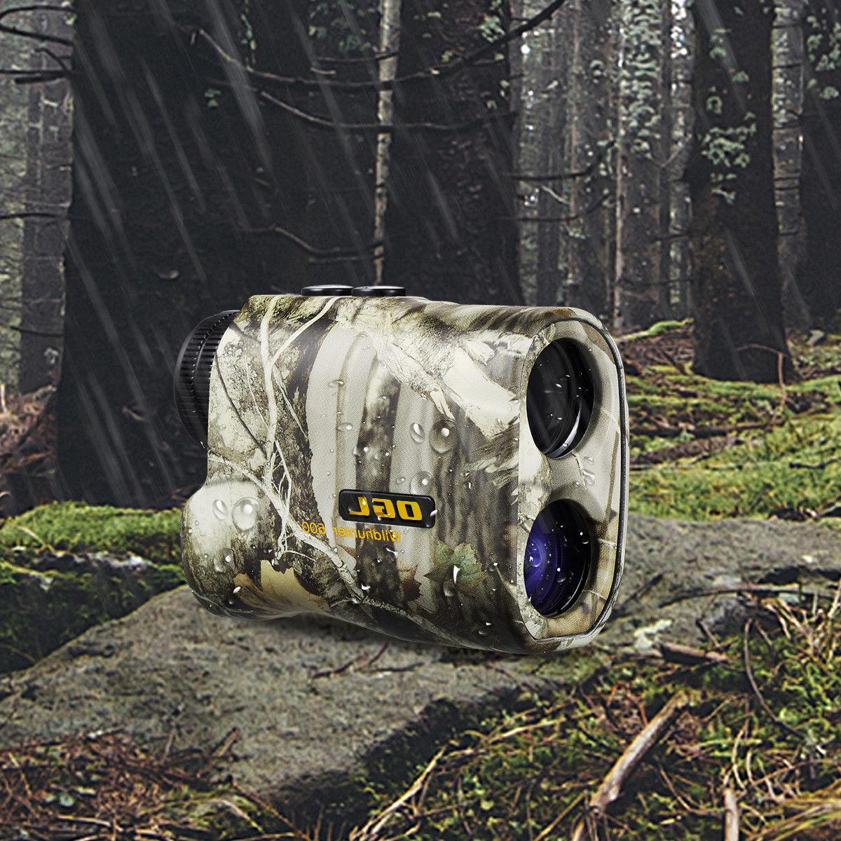 OGL Wild Laser 540 Yard Range - Speed Scan