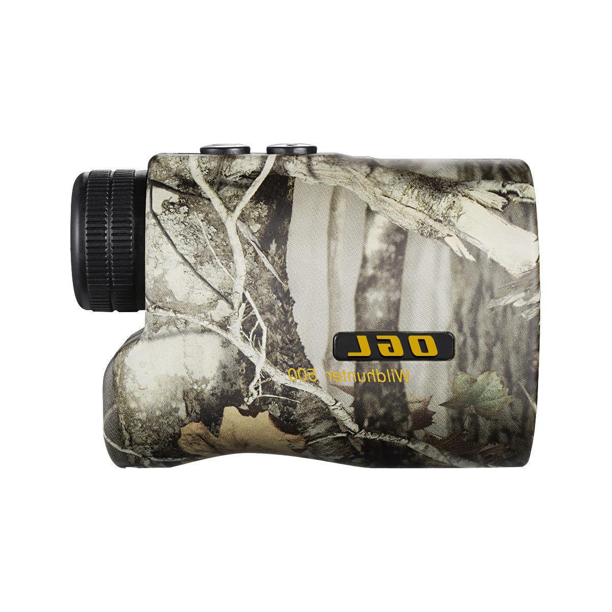 OGL Wild Hunting Laser Range - 540 Yard Range - Speed