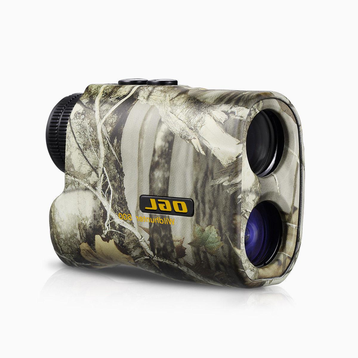 wild hunting rangefinder laser range finder 540