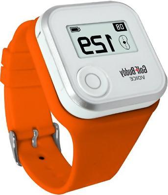 wristband for rangefinder voice watch wear men