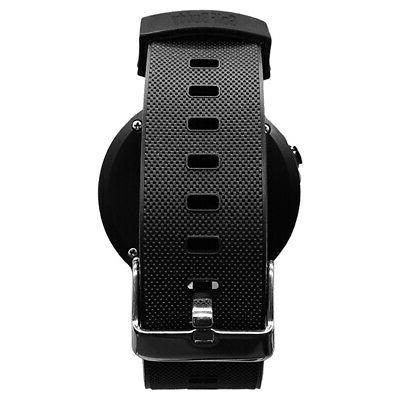 GolfBuddy Golf Rangefinder Watch, Black