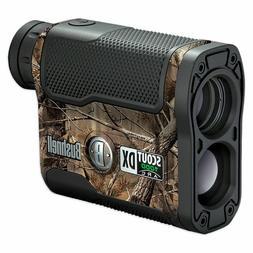 Laser 1000 Yard Rangefinder CAMO Bushnell Scout DX ARC Hunti