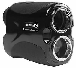 TecTecTec Laser Golf Rangefinder VPRO500S Slope with Battery