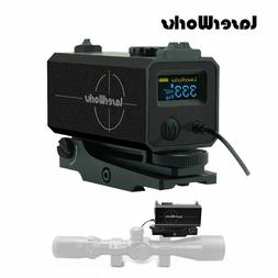 Laser Range Finder Rifle Sight Hunting Rangefinders 700M  Ar