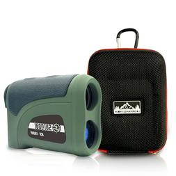 Surgoal HD 1600YD Laser Rangefinder Waterproof 6X-Mag-0.3S A