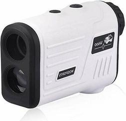 WOsports laser rangefinders Rangefinder golf meter flag pole