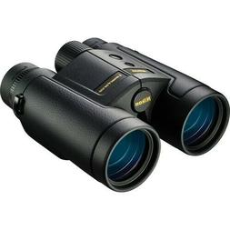 laserforce 10x42 rangefinder binoculars 16212 black bnib