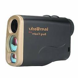 LaserWorks LW1000 Pro Weatherproof Golf Rangefinder (Goniome