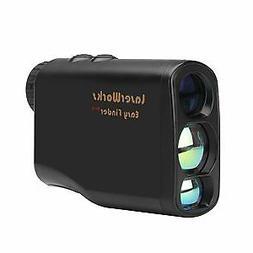 LaserWorks LW600 Pro Golf Rangefinder