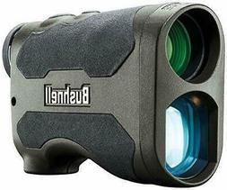 Bushnell LE1300SBL Engage LRF1300 Black 6x23.5 Tactical Lase