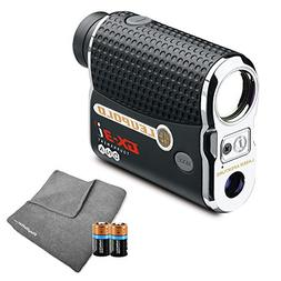 Leupold GX-3i3 Golf Rangefinder Bundle I Includes Golf Range