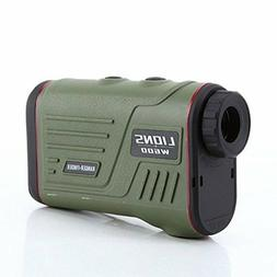 Long distance 600/1000/1200 meters laser rangefinder for gol