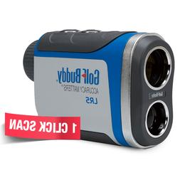 GolfBuddy LR5 Golf Laser Rangefinder, Light Gray/Blue