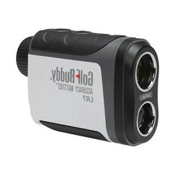 GolfBuddy LR7 Golf Laser Rangefinder with Free Rechargeable