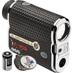 Luepold Golf GX-5i3 Rangefinder + CR2 Battery + 1 Custom Bal