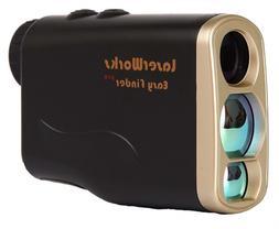 LaserWorks LW1000PRO Professional-Class Laser Rangefinder Wa