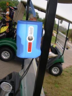 Magnet for Bushnell Rangefinder, Holds to cart,ATV,Truck,Gol