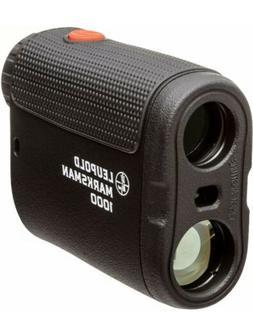 Leupold Marksman 1000 Rangefinder Hunting  LED Laser Display