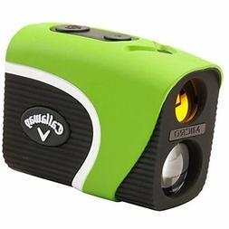 Callaway Micro Laser Rangefinder GPS/Range Finder - Green/Bl