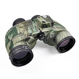 Kingscope 7X50 HD Military Marine Binoculars with Illuminate