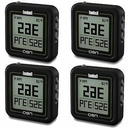 Bushnell Neo Ghost Golf GPS Rangefinder, Black