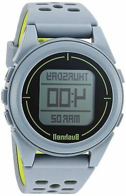 Bushnell Neo Ion 2 Golf GPS Watch, Silver/Green