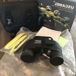 NEW USCAMEL 10x50 HD binoculars with rangefinder compass mil
