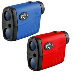 NEW Callaway 200 Golf Laser Rangefinder with 6X Magnificatio