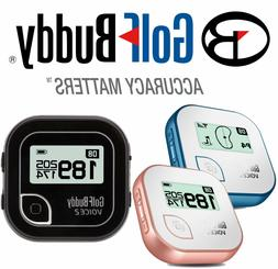 NEW 2016 GolfBuddy Golf Buddy Voice 2 Talking GPS Rangefinde
