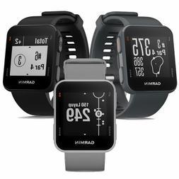New 2018 Garmin Approach S10 GPS Golf Watch - Choose Your Co