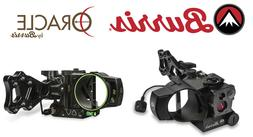 NEW 2020 Range Finder Archery Bowsight Oracle by Burris Rang