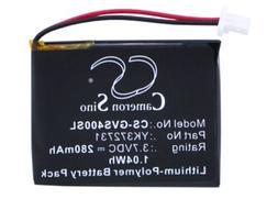 New Battery for Golf Buddy Voice GPS Rangefinder VS4 GPS Ran