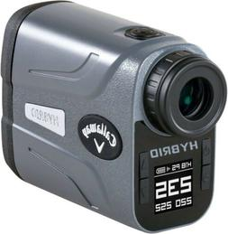 New Callaway Golf- Hybrid Laser/GPS Rangefinder