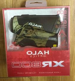 NEW Halo XR800 Series Laser Rangefinder 800 Yard Tru Bark Ca