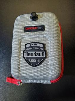 New Bushnell Hybrid Golf Laser Rangefinder GPS 36,000 Course