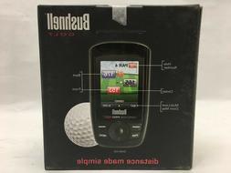 New In Box Bushnell Golf Yardage Pro XGC+ GPS Rangefinder
