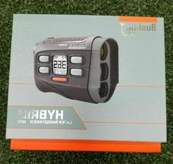 New in Box Bushnell Hybrid Laser Rangefinder + Golf GPS