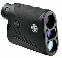 New Sig Sauer Kilo 1000 5x20 Digital Laser Rangefinder Black