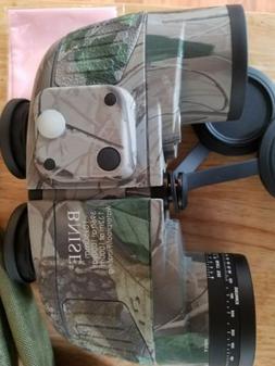 New BNISE Military HD Binoculars - Navigation Compass & Rang