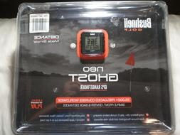 New Bushnell  NEO Ghost Golf GPS/Rangefinder, BLACK 368220 M