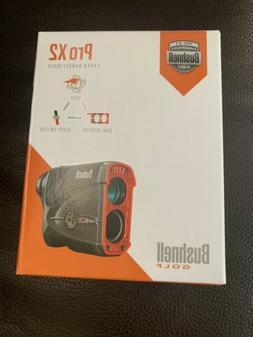 New Bushnell Pro X2 Laser Rangefinder